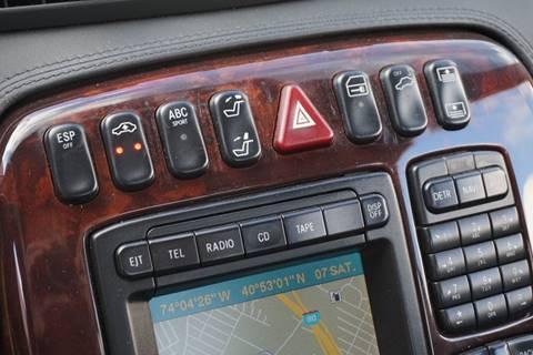 2001 Mercedes-Benz 600-Class