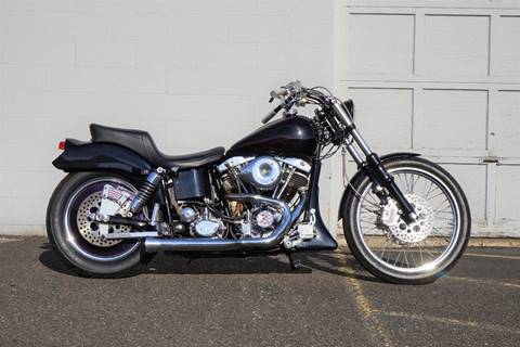 1980 Harley-Davidson FXWG-80 for sale at European Auto Wholesalers LTD in Lodi NJ