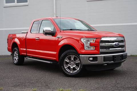 2016 Ford F-150 Lariat for sale at European Auto Wholesalers LTD in Lodi NJ