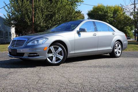 2013 Mercedes-Benz S-Class S 550 4MATIC for sale at European Auto Wholesalers LTD in Lodi NJ