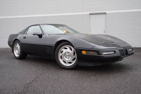 Corvettes For Sale In Nj >> Used 1993 Chevrolet Corvette For Sale In New Jersey