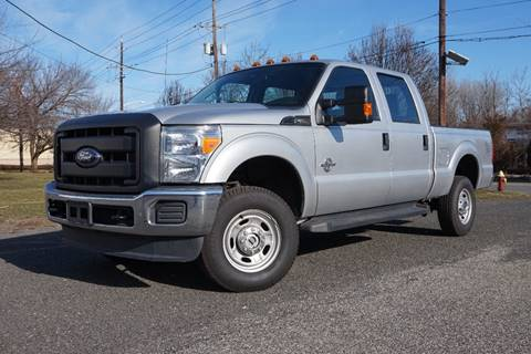2016 Ford F-350 Super Duty XL for sale at European Auto Wholesalers LTD in Lodi NJ