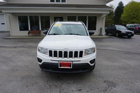 2011 Jeep Compass for sale in Swanton, VT