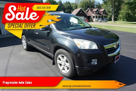 2009 Saturn Outlook for sale in St. Albans, VT