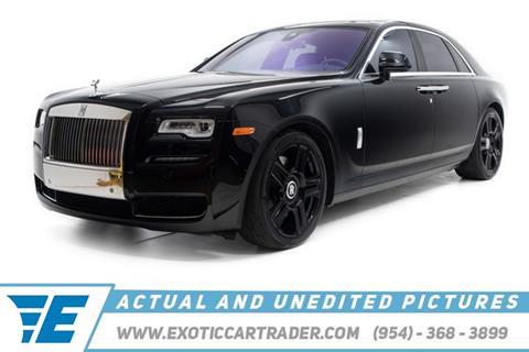 2016 Rolls-Royce Ghost for sale in Fort Lauderdale, FL