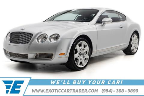 2006 Bentley Continental for sale in Fort Lauderdale, FL