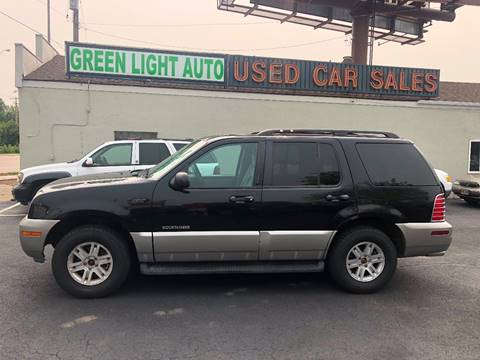 2002 Mercury Mountaineer for sale at Green Light Auto in Sioux Falls SD
