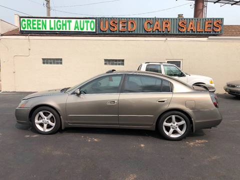 2005 Nissan Altima for sale at Green Light Auto in Sioux Falls SD