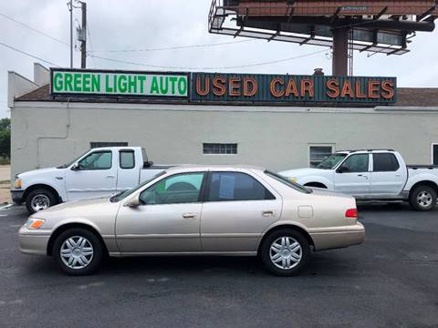 2001 Toyota Camry for sale at Green Light Auto in Sioux Falls SD