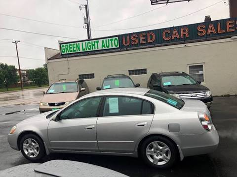 2003 Nissan Altima for sale at Green Light Auto in Sioux Falls SD