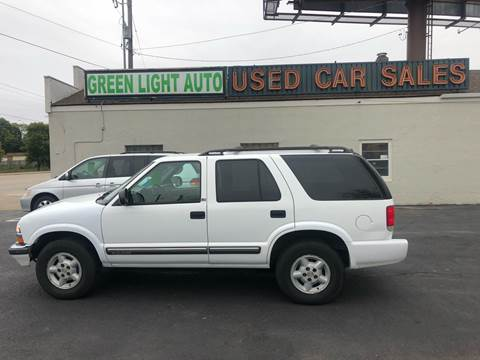 2001 Chevrolet Blazer for sale at Green Light Auto in Sioux Falls SD