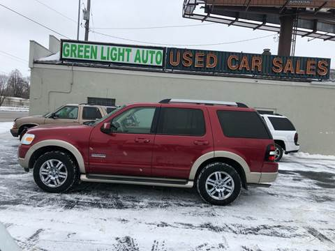2006 Ford Explorer for sale at Green Light Auto in Sioux Falls SD