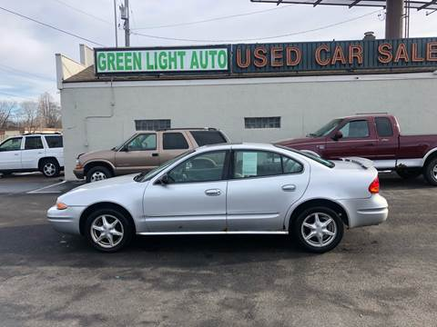 2003 Oldsmobile Alero for sale at Green Light Auto in Sioux Falls SD