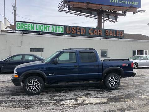 2002 Chevrolet S-10 for sale at Green Light Auto in Sioux Falls SD