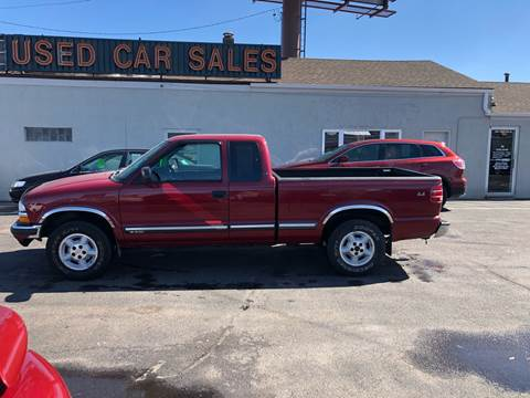 2003 Chevrolet S-10 for sale at Green Light Auto in Sioux Falls SD