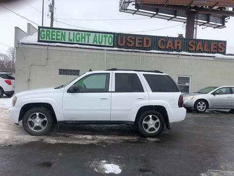 2009 Chevrolet TrailBlazer for sale at Green Light Auto in Sioux Falls SD