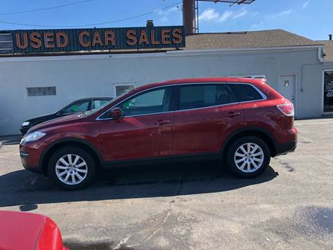 2009 Mazda CX-9 for sale at Green Light Auto in Sioux Falls SD