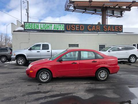 2005 Ford Focus for sale at Green Light Auto in Sioux Falls SD