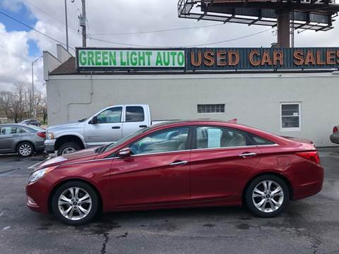 2011 Hyundai Sonata for sale at Green Light Auto in Sioux Falls SD