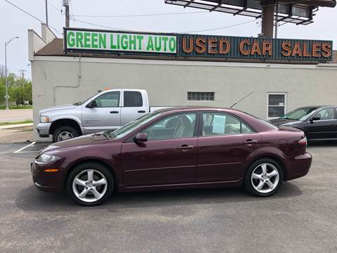 2008 Mazda MAZDA6 for sale at Green Light Auto in Sioux Falls SD