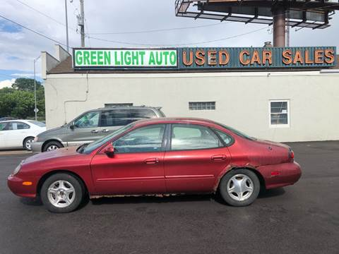 1999 Ford Taurus for sale at Green Light Auto in Sioux Falls SD