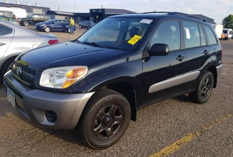 2004 Toyota RAV4 for sale at Green Light Auto in Sioux Falls SD