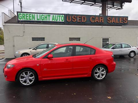 2007 Mazda MAZDA3 for sale at Green Light Auto in Sioux Falls SD