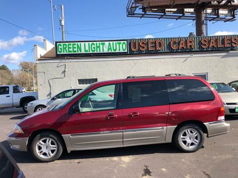 2003 Ford Windstar for sale at Green Light Auto in Sioux Falls SD