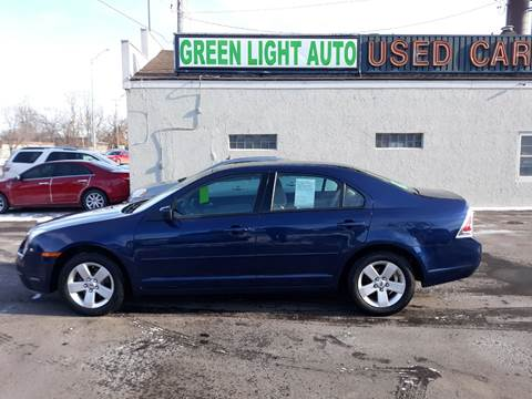 2006 Ford Fusion for sale at Green Light Auto in Sioux Falls SD