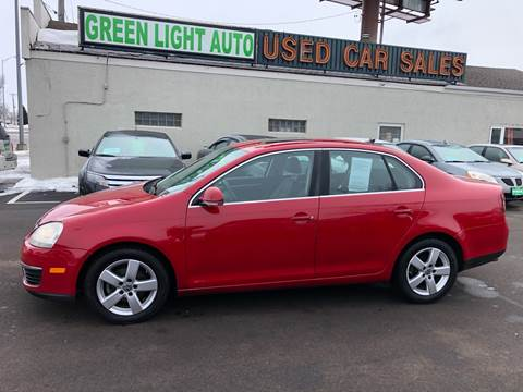 2008 Volkswagen Jetta for sale at Green Light Auto in Sioux Falls SD
