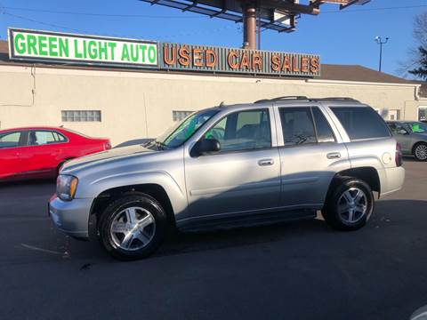 2007 Chevrolet TrailBlazer LT for sale at Green Light Auto in Sioux Falls SD
