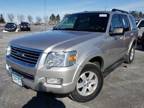 2008 Ford Explorer XLT for sale at Green Light Auto in Sioux Falls SD