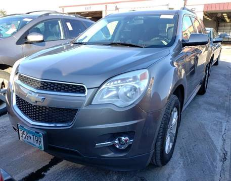 2010 Chevrolet Equinox LT for sale at Green Light Auto in Sioux Falls SD
