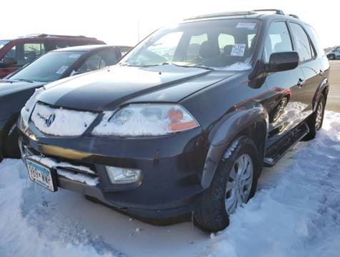 2003 Acura MDX Touring w/Navi for sale at Green Light Auto in Sioux Falls SD