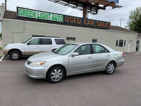2003 Toyota Camry for sale at Green Light Auto in Sioux Falls SD