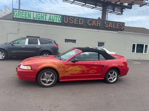 1999 Ford Mustang SVT Cobra for sale at Green Light Auto in Sioux Falls SD