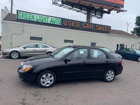 2009 Kia Spectra for sale at Green Light Auto in Sioux Falls SD