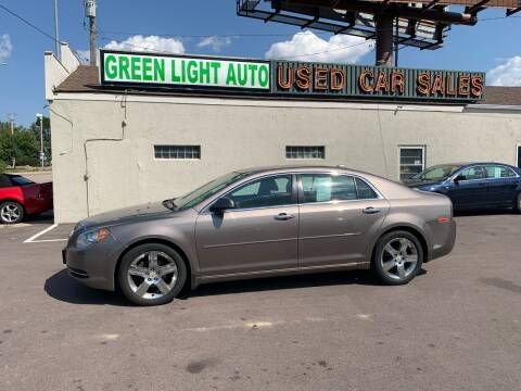 2012 Chevrolet Malibu for sale at Green Light Auto in Sioux Falls SD