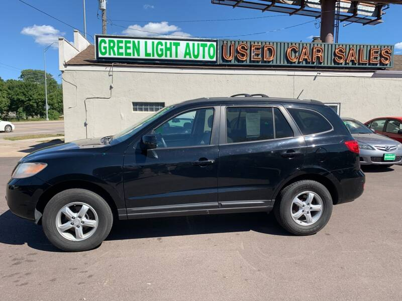 2008 Hyundai Santa Fe for sale at Green Light Auto in Sioux Falls SD