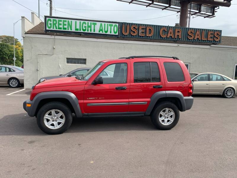 2002 Jeep Liberty for sale at Green Light Auto in Sioux Falls SD