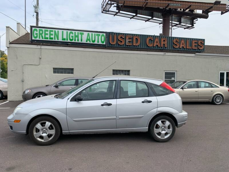2007 Ford Focus for sale at Green Light Auto in Sioux Falls SD