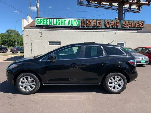 2009 Mazda CX-7 for sale at Green Light Auto in Sioux Falls SD