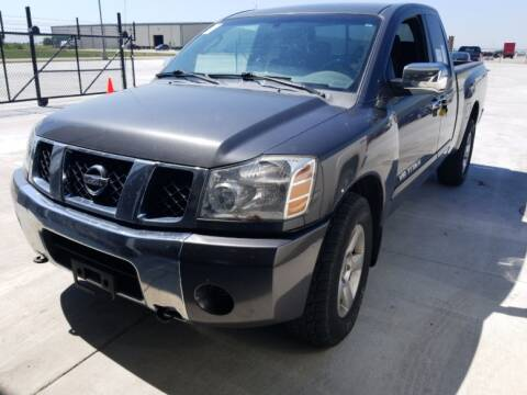 2005 Nissan Titan for sale at Green Light Auto in Sioux Falls SD