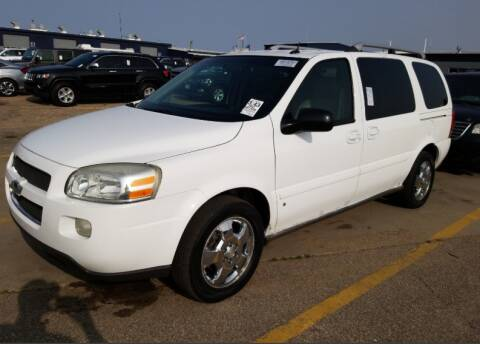 2007 Chevrolet Uplander for sale at Green Light Auto in Sioux Falls SD