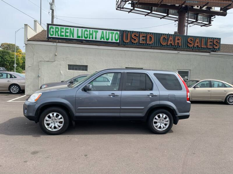 2006 Honda CR-V for sale at Green Light Auto in Sioux Falls SD
