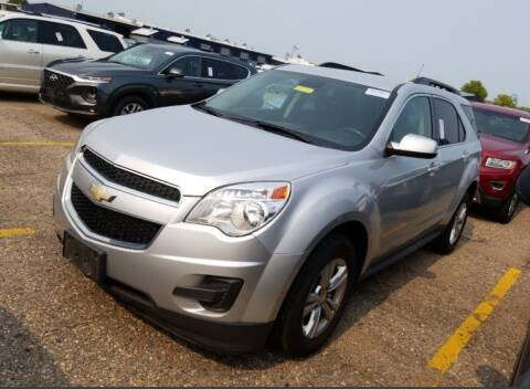 2012 Chevrolet Equinox for sale at Green Light Auto in Sioux Falls SD