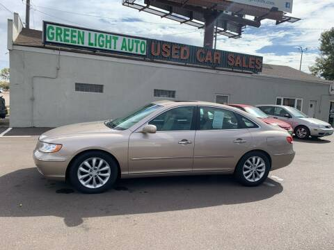 2006 Hyundai Azera for sale at Green Light Auto in Sioux Falls SD