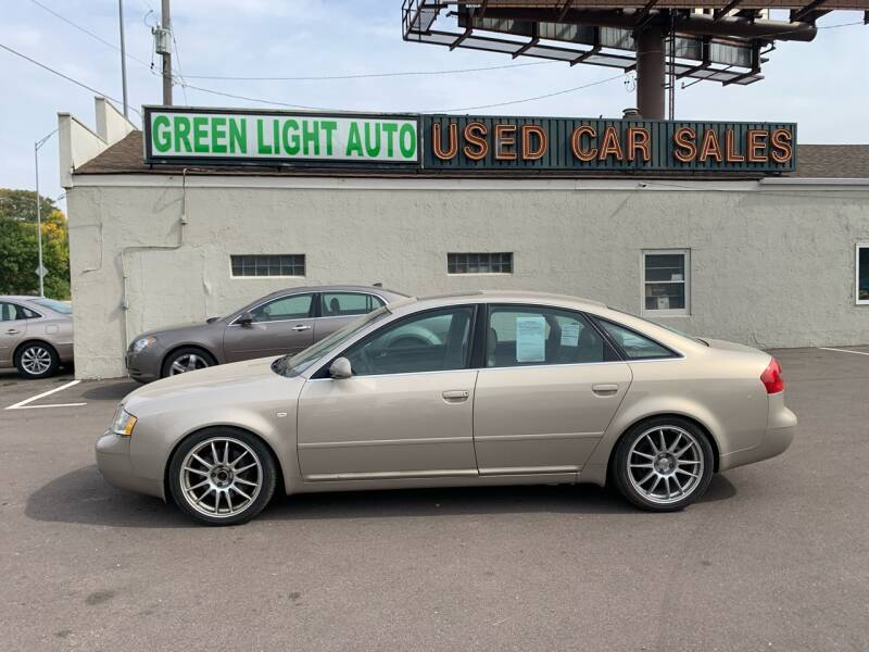 2001 Audi A6 for sale at Green Light Auto in Sioux Falls SD