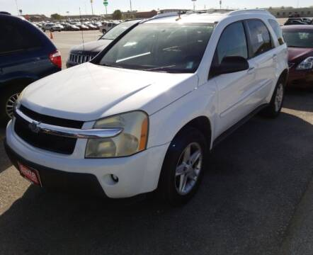 2005 Chevrolet Equinox for sale at Green Light Auto in Sioux Falls SD