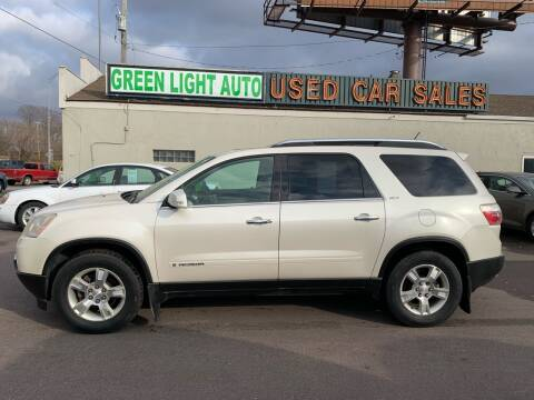 2008 GMC Acadia for sale at Green Light Auto in Sioux Falls SD